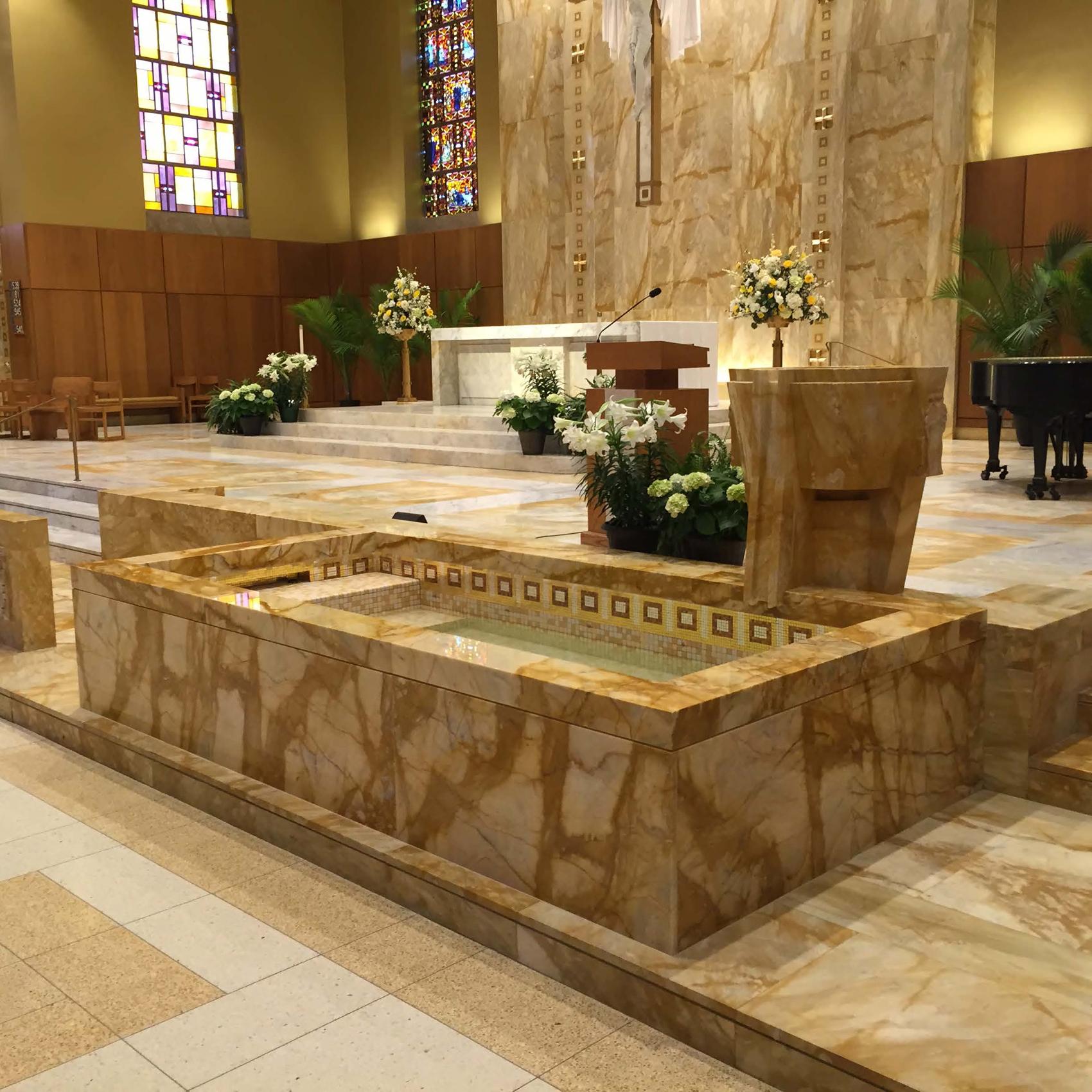 Gesu baptismal 1